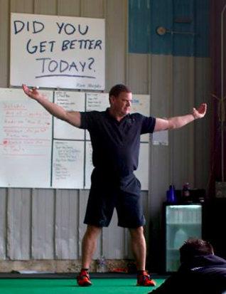 Dan John   Legendary strength coach  and all round hero