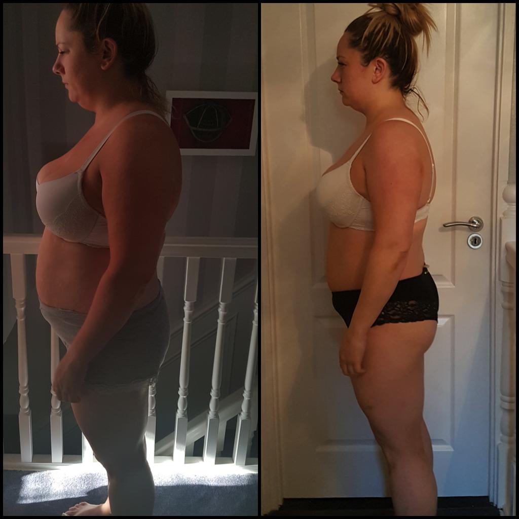 Roisin Moran 12 Weeks Progress Side.png
