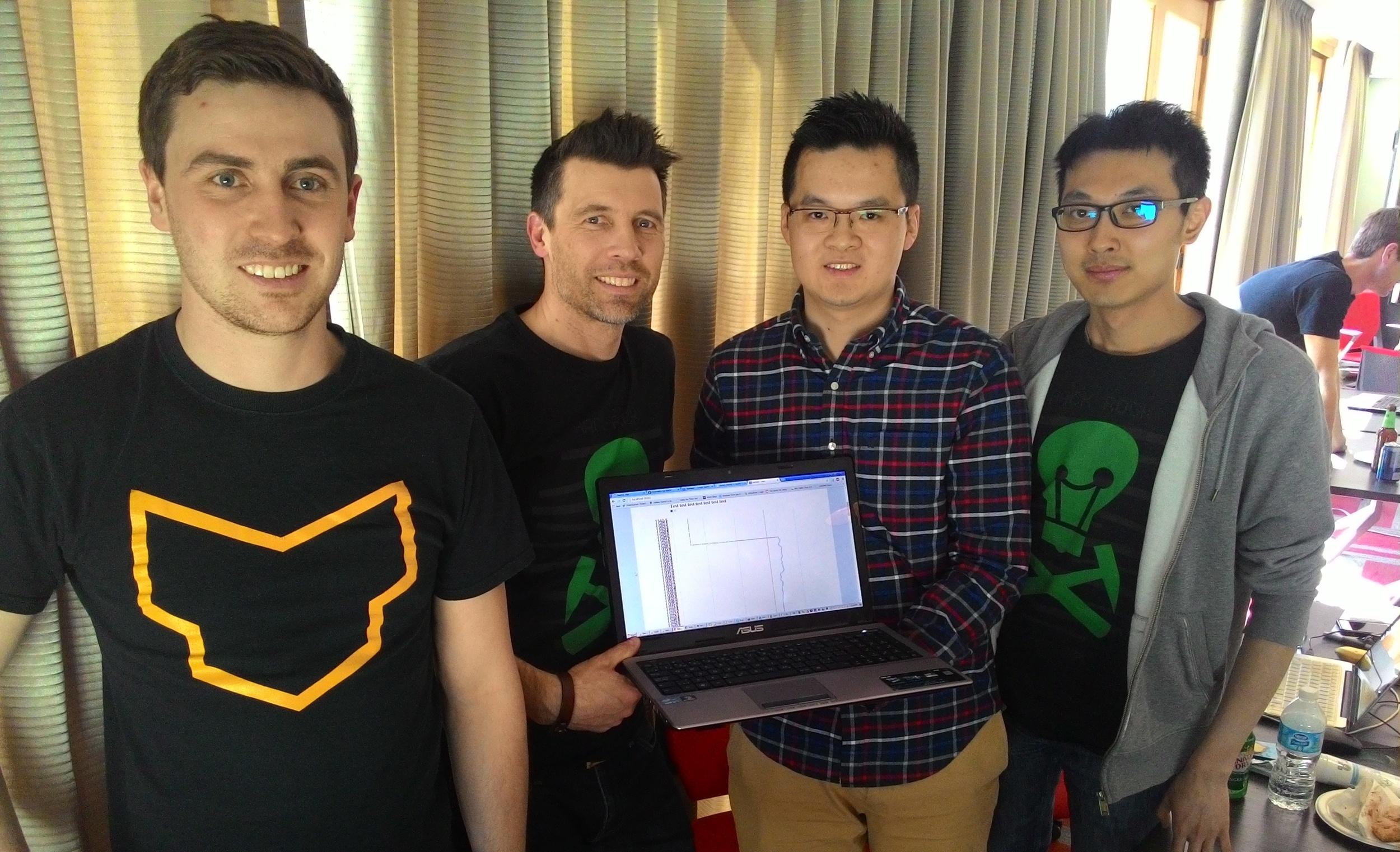 Team Hacksaw