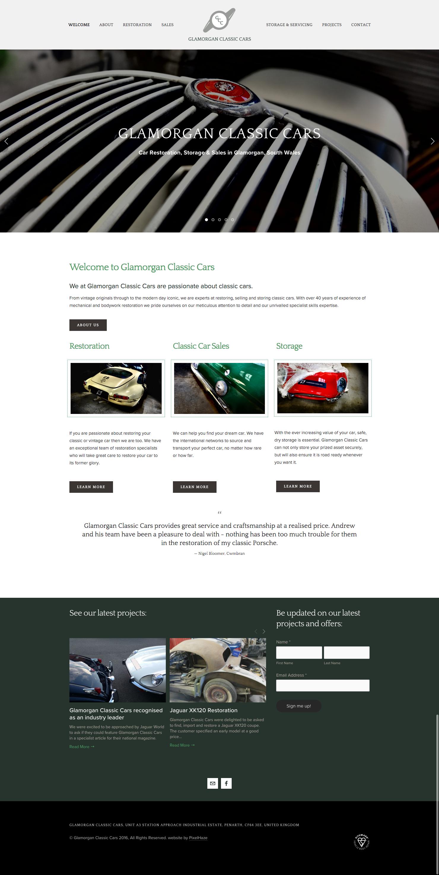 FireShot Capture 6 - Glamorgan Classic Cars - http___www.glamorganclassiccars.co.uk_.png