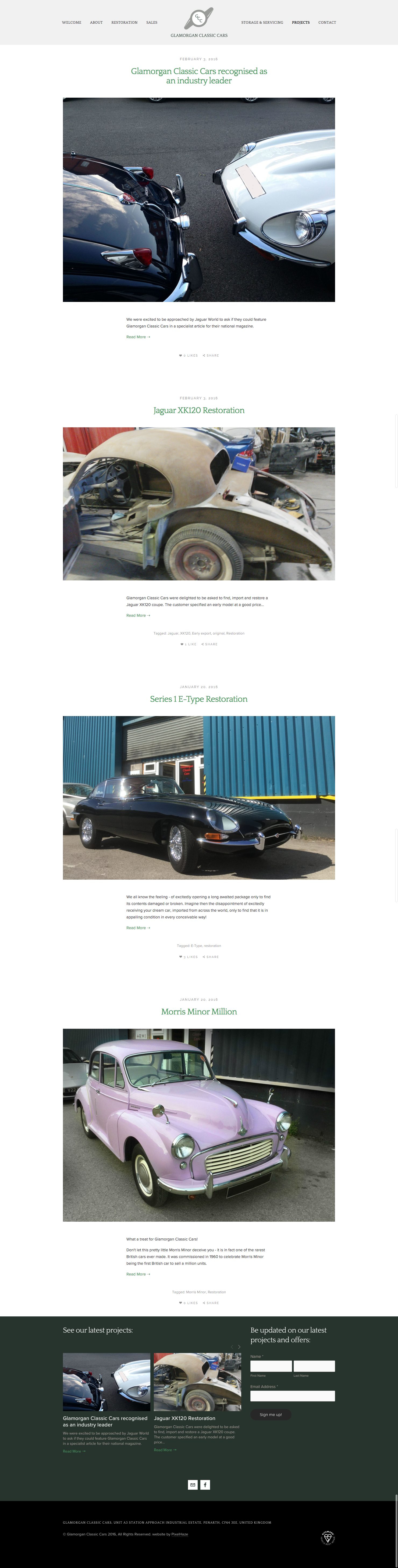 FireShot Capture 9 - Projects — Glamorgan Classic_ - http___www.glamorganclassiccars.co.uk_projects_.png