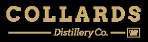 The new logo design for Collards Distillery.