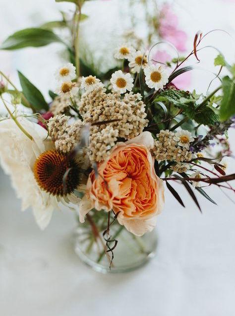 Flowers by  Nectar & Root  via  Angel Road/Tata Harper