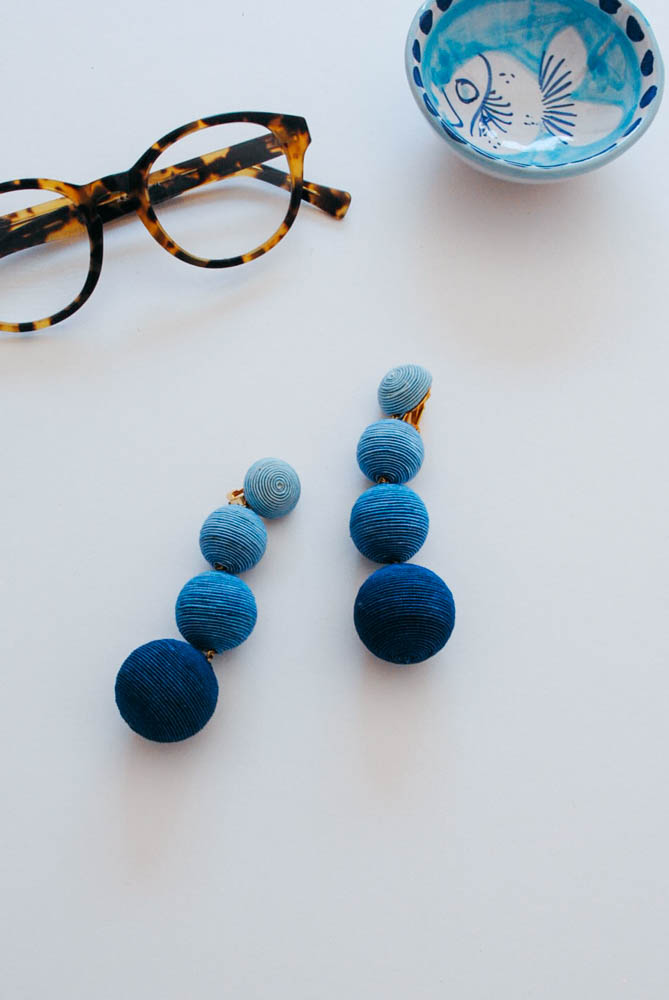 le bonbons earrings