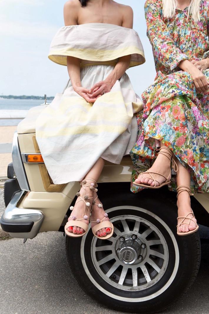 Loeffler Randall Shoes - Summer Party