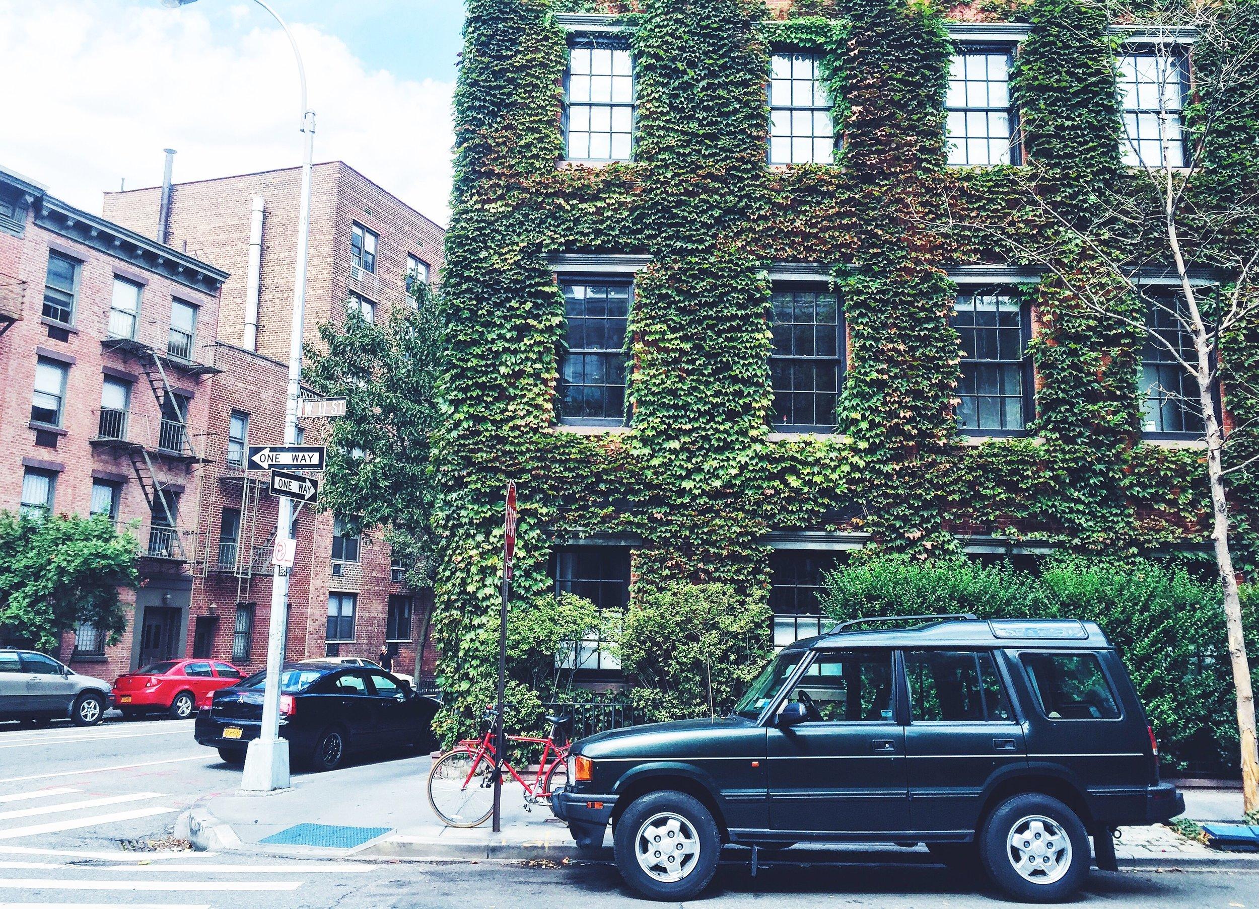 Greenwich Street, West Village, New York