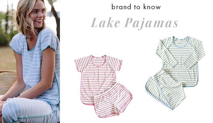 The Best Pajamas - Lake Pajamas
