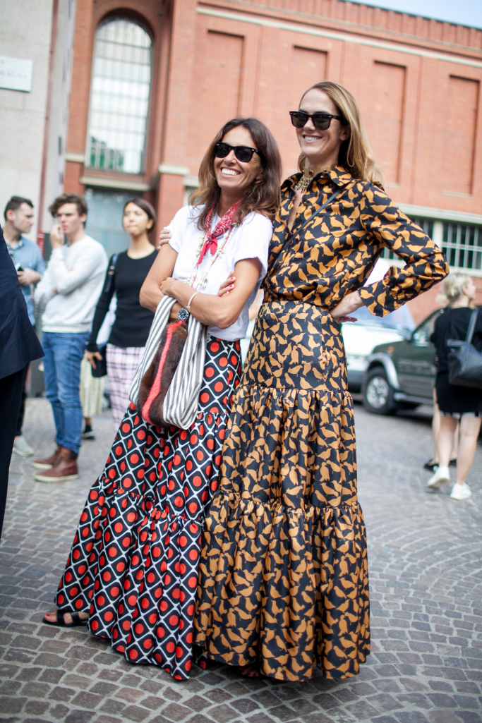 fashion week - LaDoubleJ Skirts