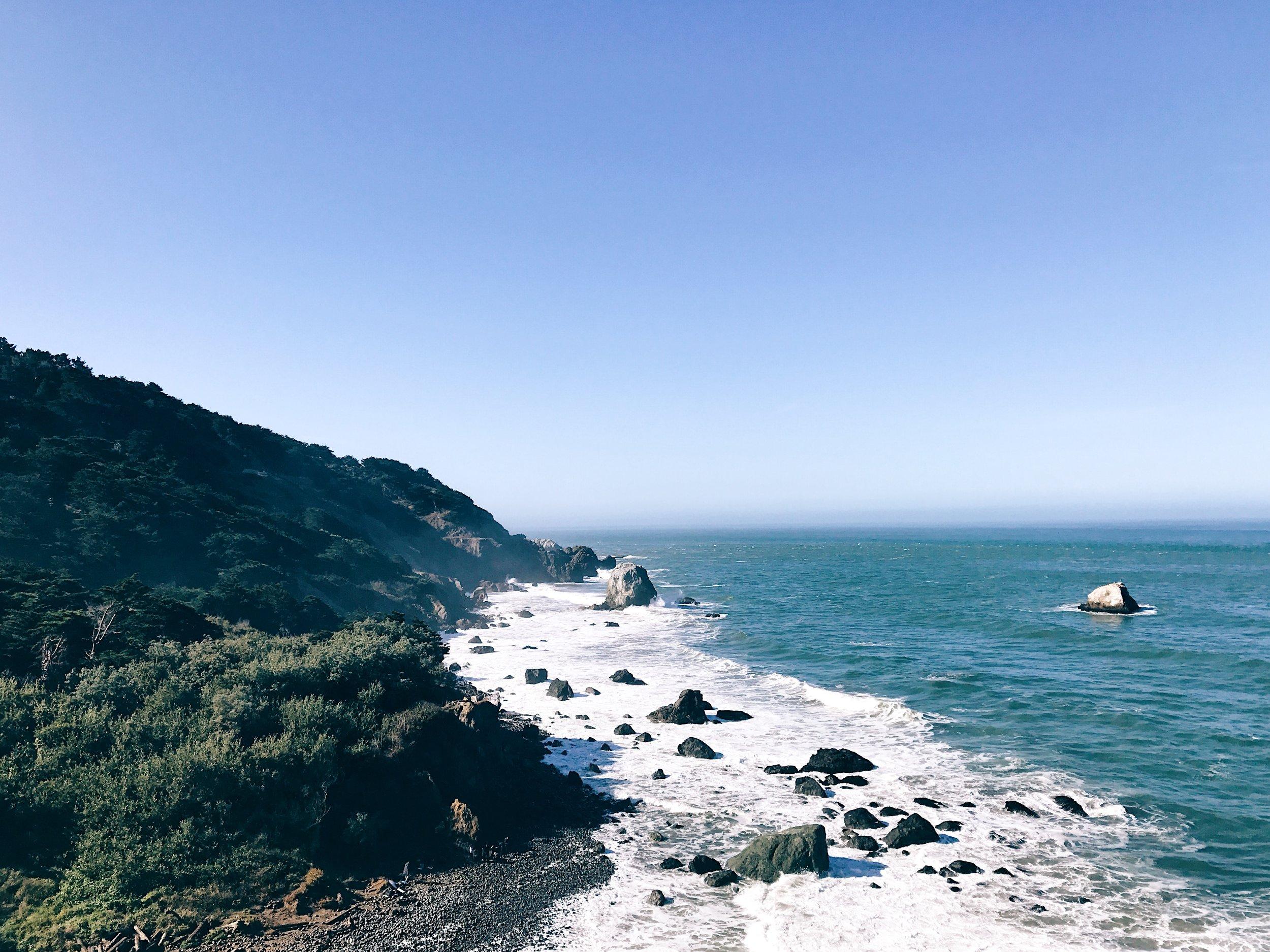 Lands End, San Francisco, CA