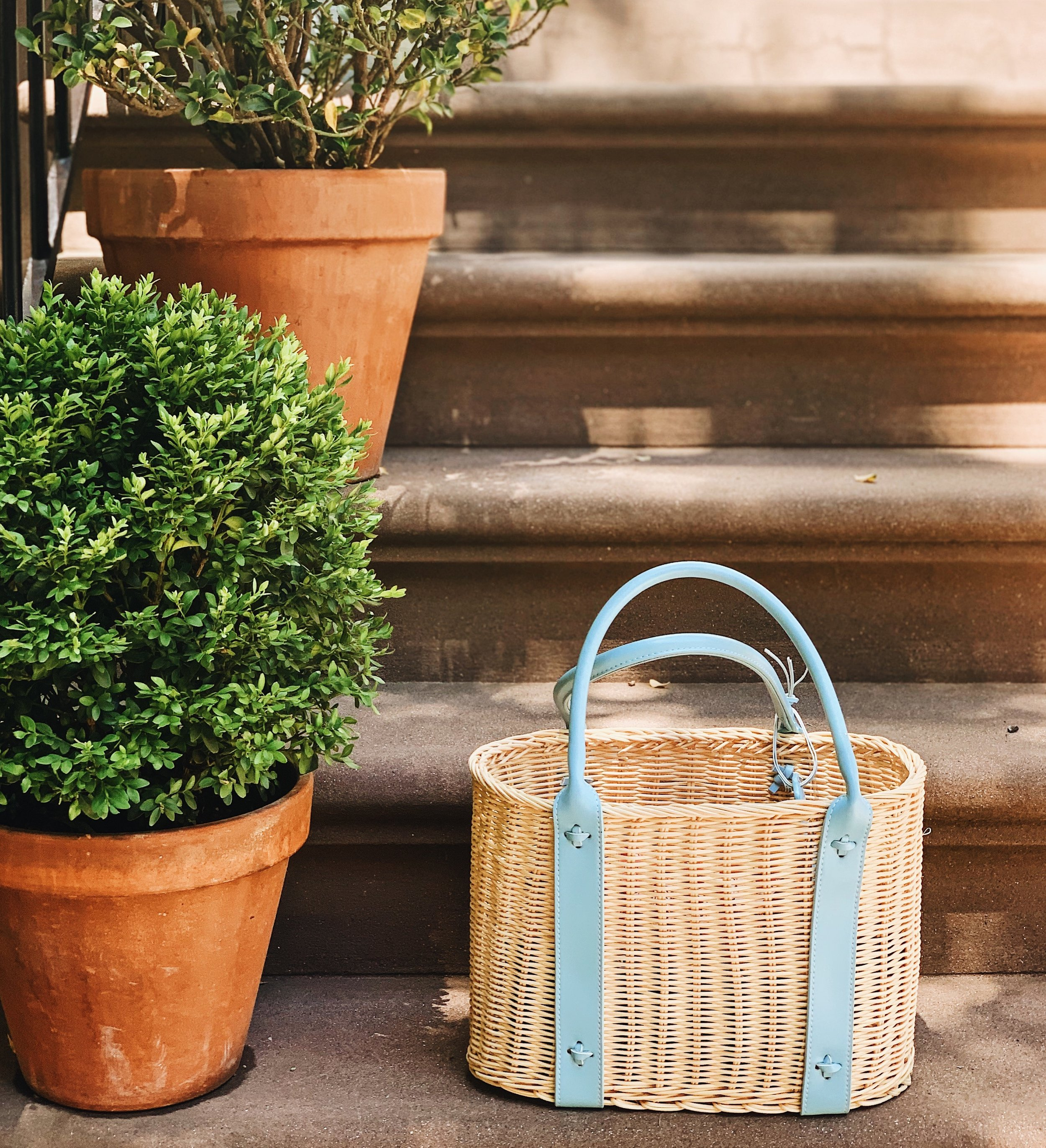 Bag shown:  Palm Beach Tote by Amanda Lindroth