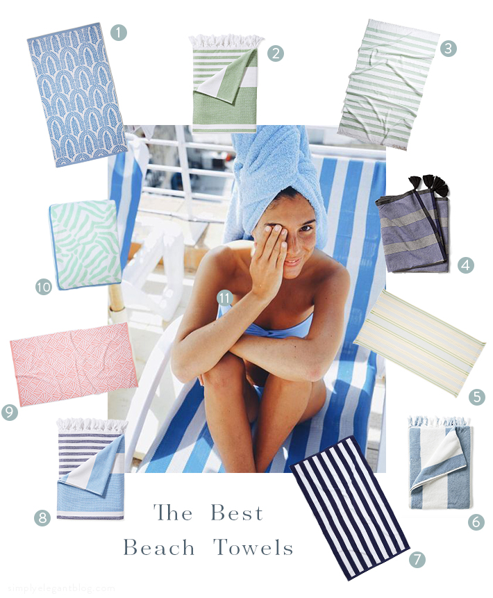 Top 10 Beach Towels Shopping Guide Review