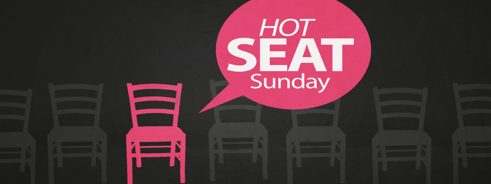 What questions do you have?  It's time to put the pastors on the Hot Seat.