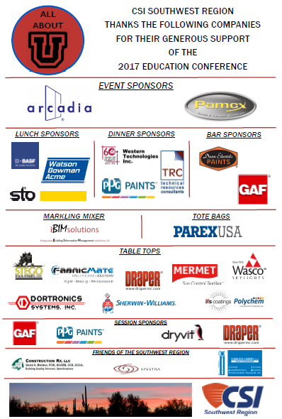 2017 conference flyer