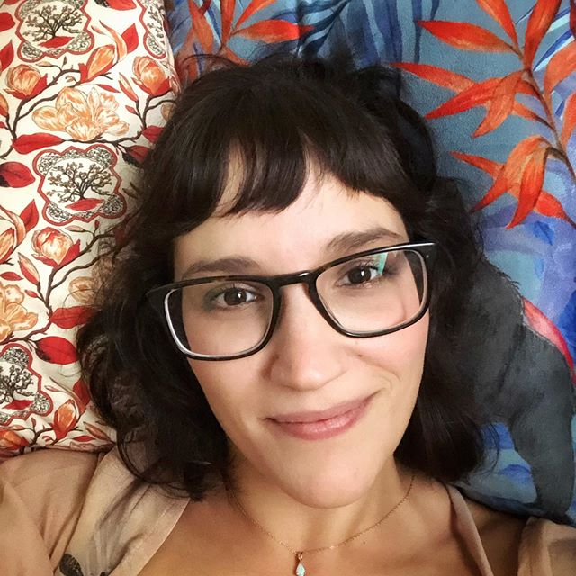 29 and feelin' fine! Birthday selfie between my two favorite pillows- my first ever pattern design, the magnolia, and my new gorilla pillow from @alice_acreman_silks. Both can be yours, too- check out our Etsy shops. Thanks so all much to all my friends and family and especially Chase for making my golden birthday so special! @chubstagram69