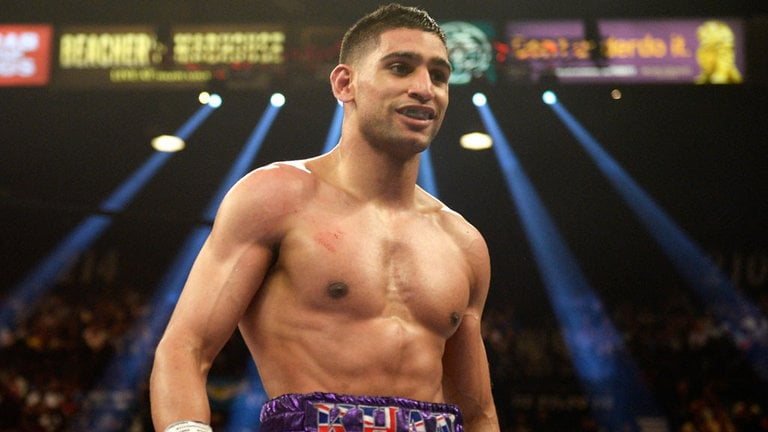 Amir Khan named WBC mandatory challenger for the winner of Garcia vs. Guerrero bout January 23, 2016 in Los Angeles.