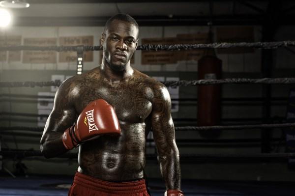 WBC World Champion Deontay Wilder would love a shot at Charles Martin