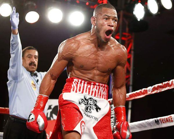 Sullivan Barrera brings a stiff challenge for Ward who will be fighting for the first time in the light heavyweight division