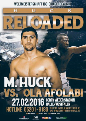 Marco Huck vs. Ola Afolabi