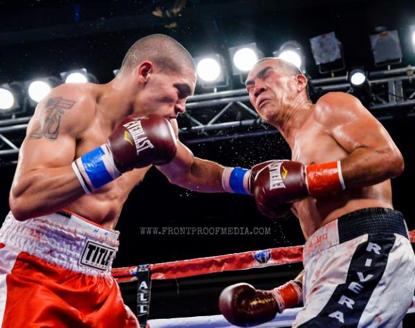 Sammy Valentin Boxing