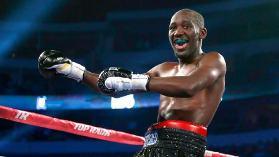 Terence Crawford could take on who many think would be his biggest challenge yet in Viktor Postol. Photo Credit: Tony Gutierrez