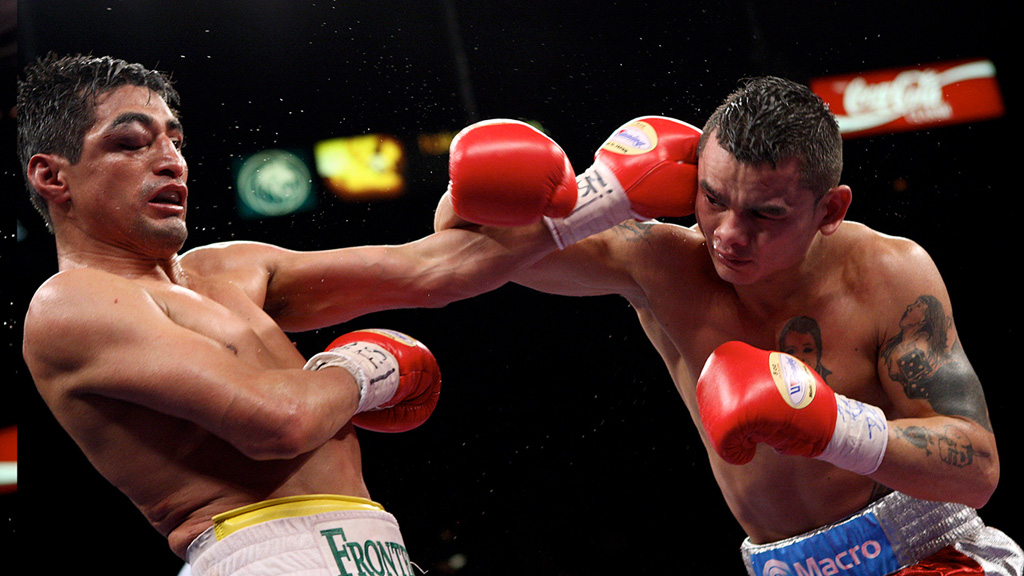 Marcos Maidana vs. Erik Morales is an overlooked great fight. Photo: HBO Sports