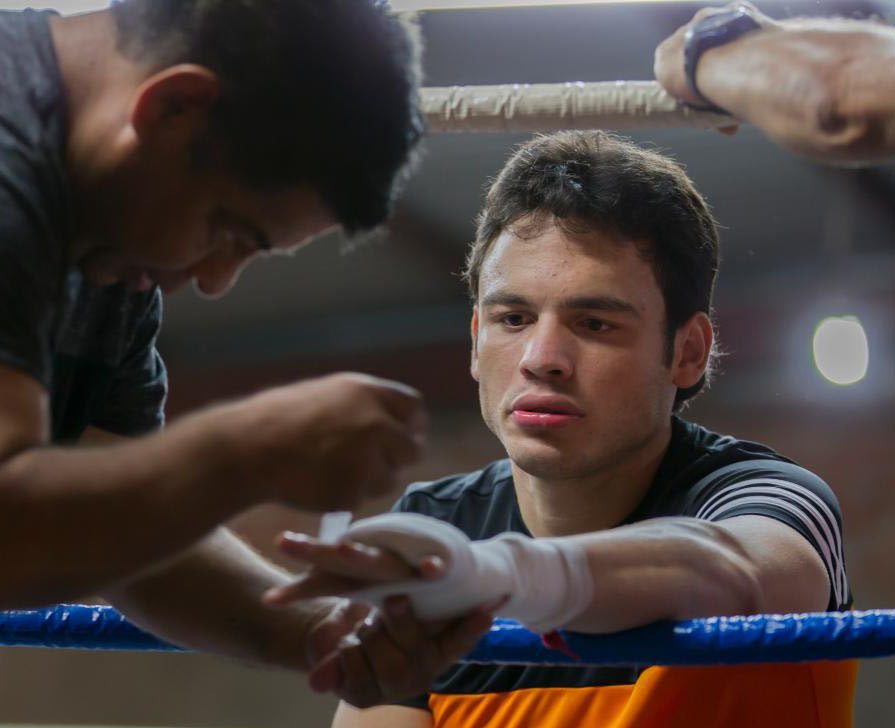 Julio Cesar Chavez Jr. is set to make his return to the ring in Monterrey
