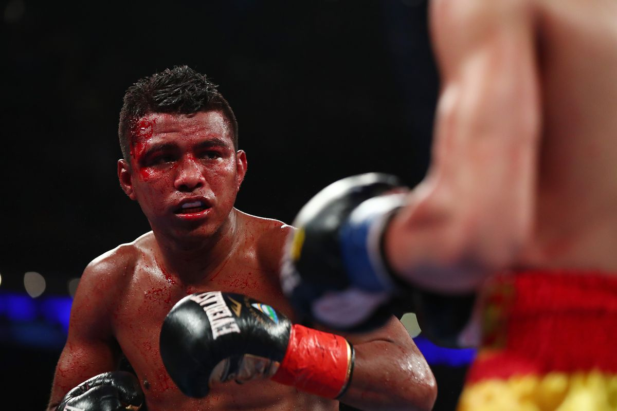 Roman Gonzalez will face Srisaket Sor Rungvisai in a rematch on September 9th. Photo: Al Bello/Getty Images