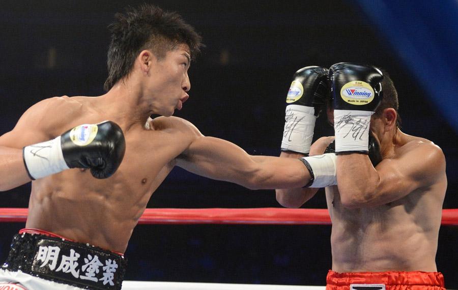 Naoya Inoue will make his American debut on September 9th. Photo: Naoki Fukuda/RingTV