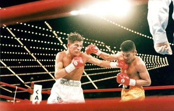 The late Arturo Gatti was a staple on HBO's Boxing After Dark. Photo: The Ring-Getty Images