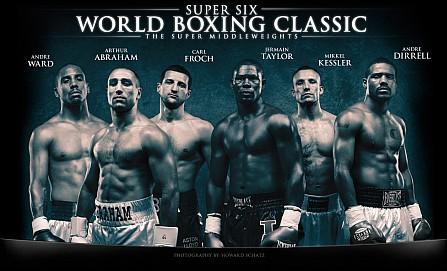 Super Six World Boxing Classic Boxing Showtime