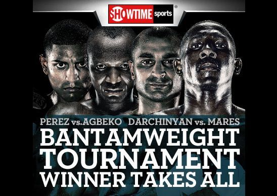 Showtime Bantamweight Tournament Boxing