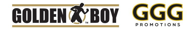 GoldenBoyLogo Boxing