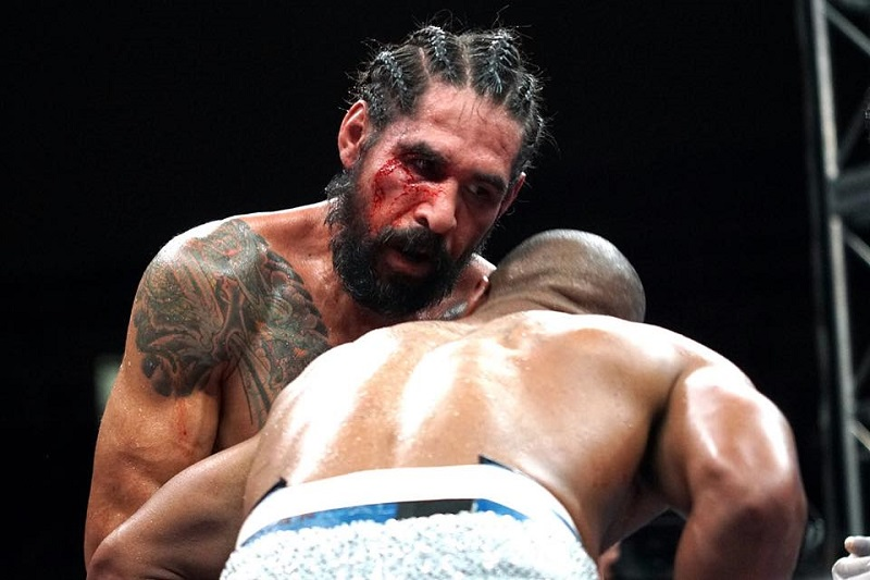 Antonio Margarito was lucky to escape with the decision against Carson Jones earlier this month. Photo: Zanfer Promotions