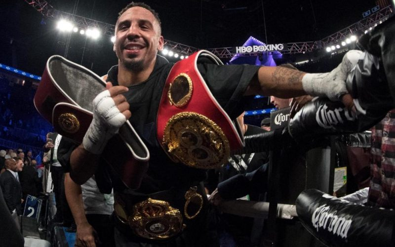 Andre Ward's sudden departure leaves the Light Heavyweight division in disarray . Photo Credit: Al Bello/Getty Images
