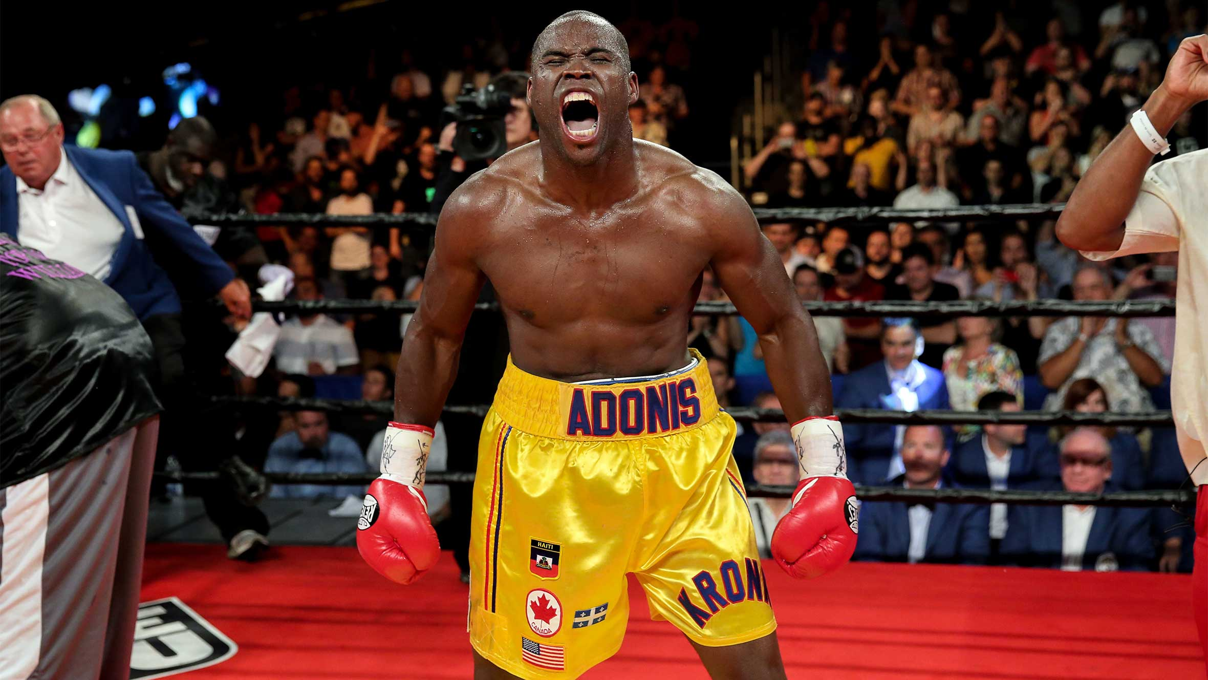 Adonis Stevenson in the eyes of many has a lot yet to prove. Photo Credit: Premier Boxing Champions