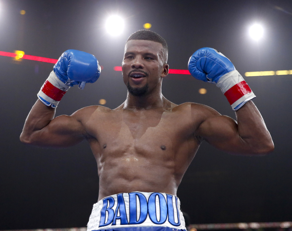 Badou  Jack is the newest entrant into the division, is he the next big thing? Photo Credit: WBA