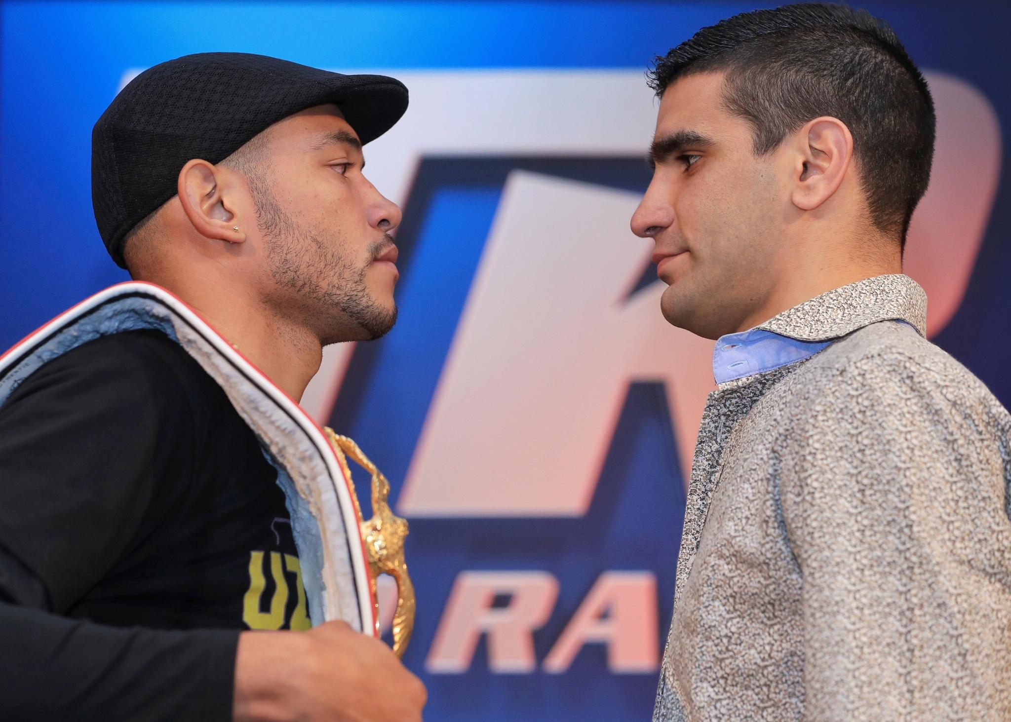 Jose Uzcategui Boxing