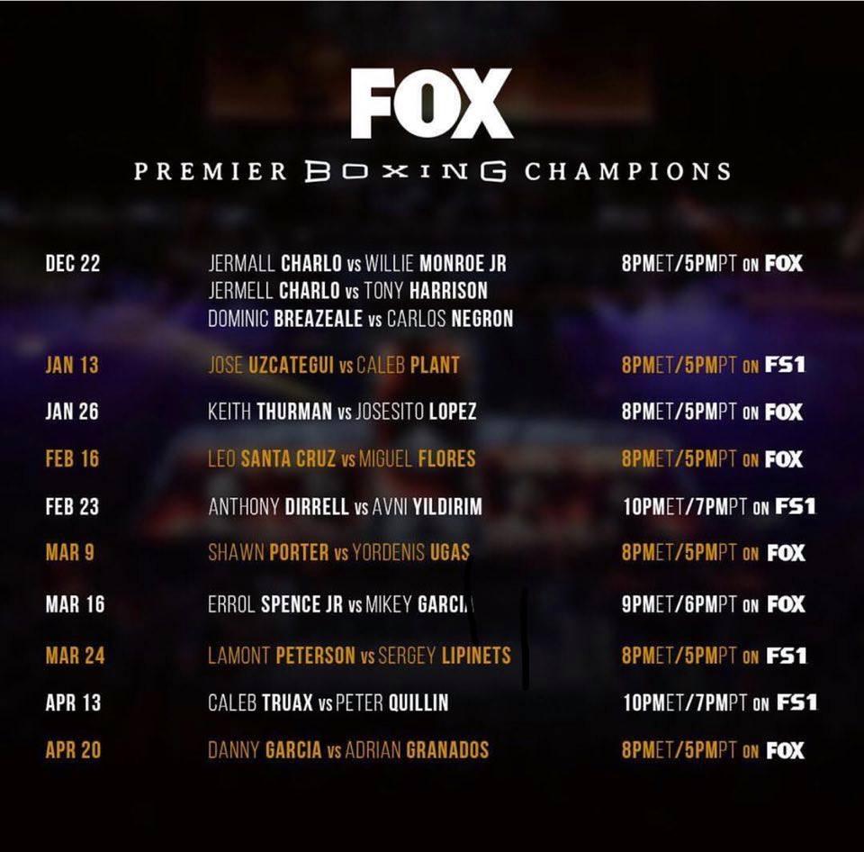 Photo: Premier Boxing Champions