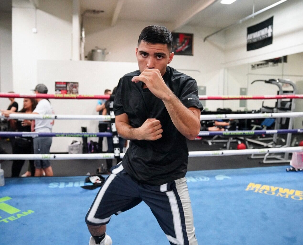 Andres Cortes Boxing