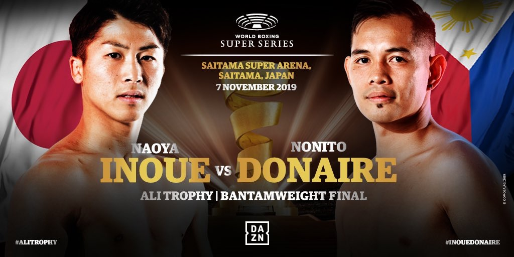 Naoya Inoue Nonito Donaire Boxing