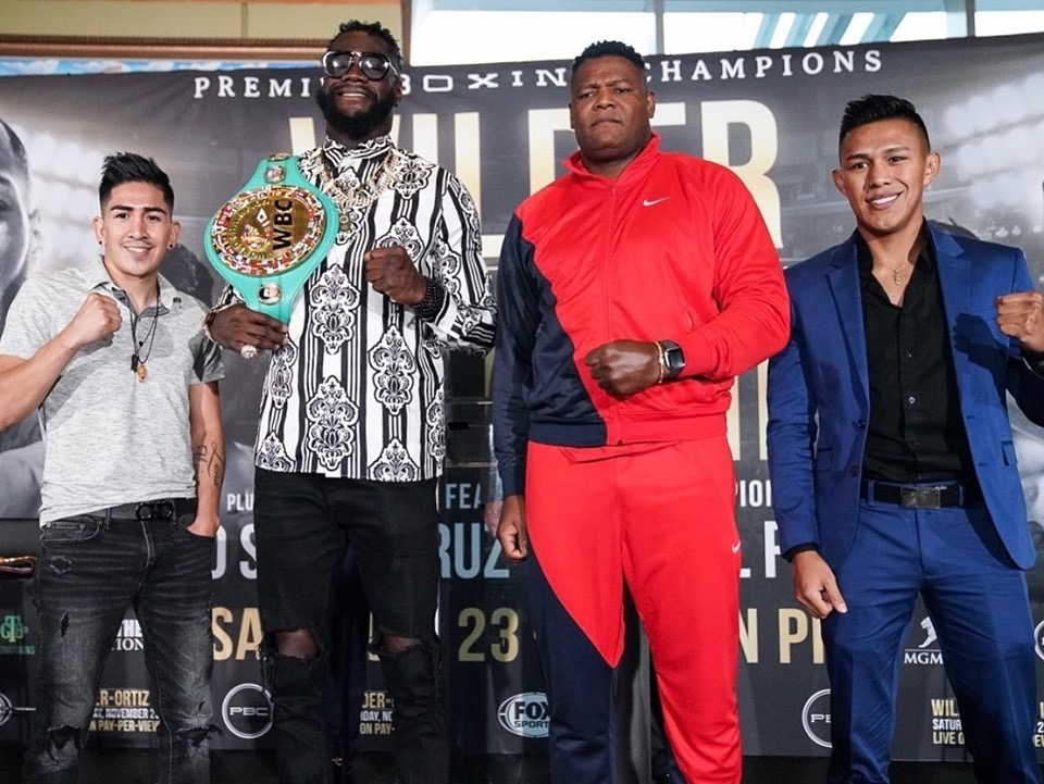 Photo: Mayweather Promotions