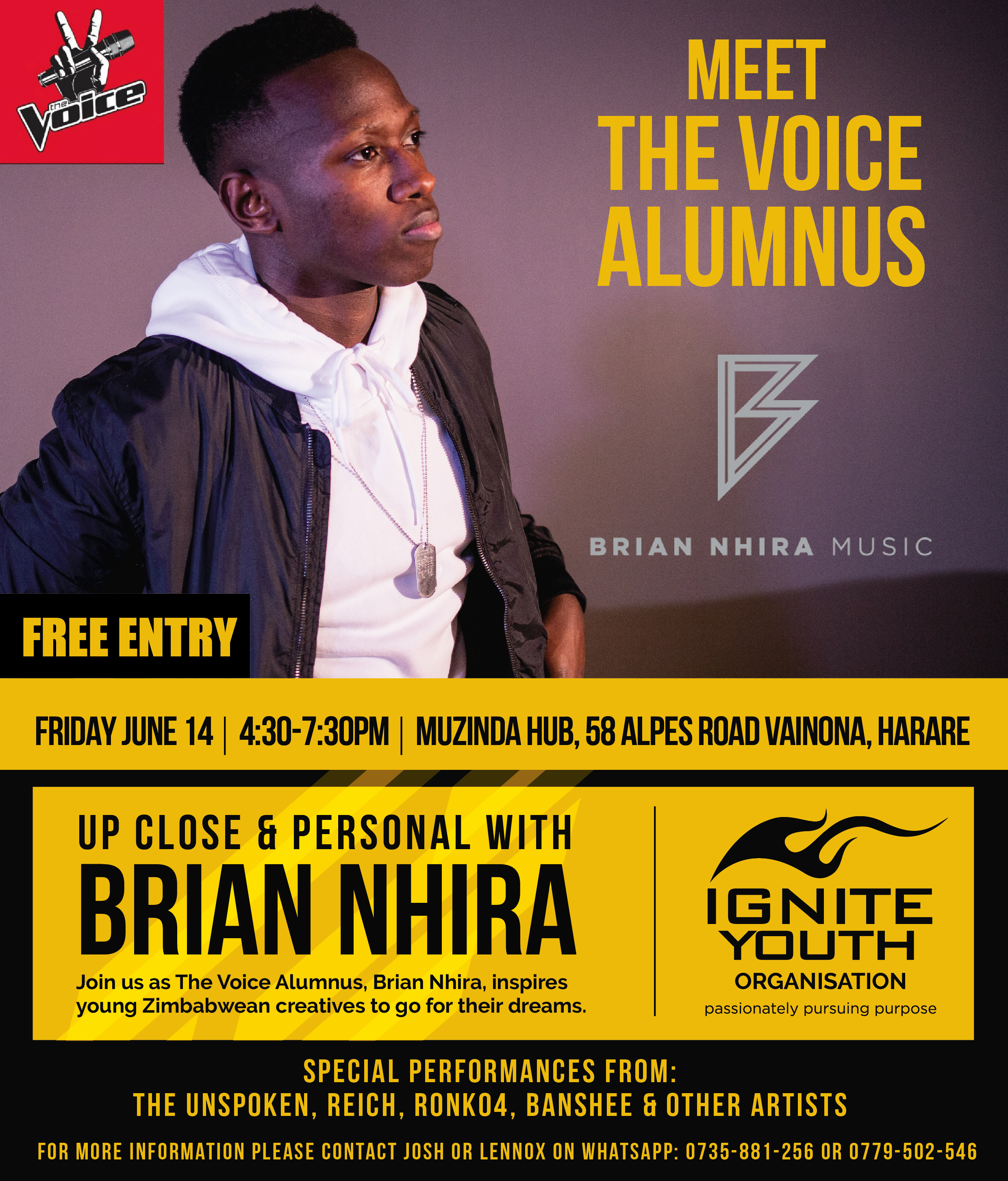 Ignite Youth Organization-Meet an Artist - Brian Nhira-01.jpg