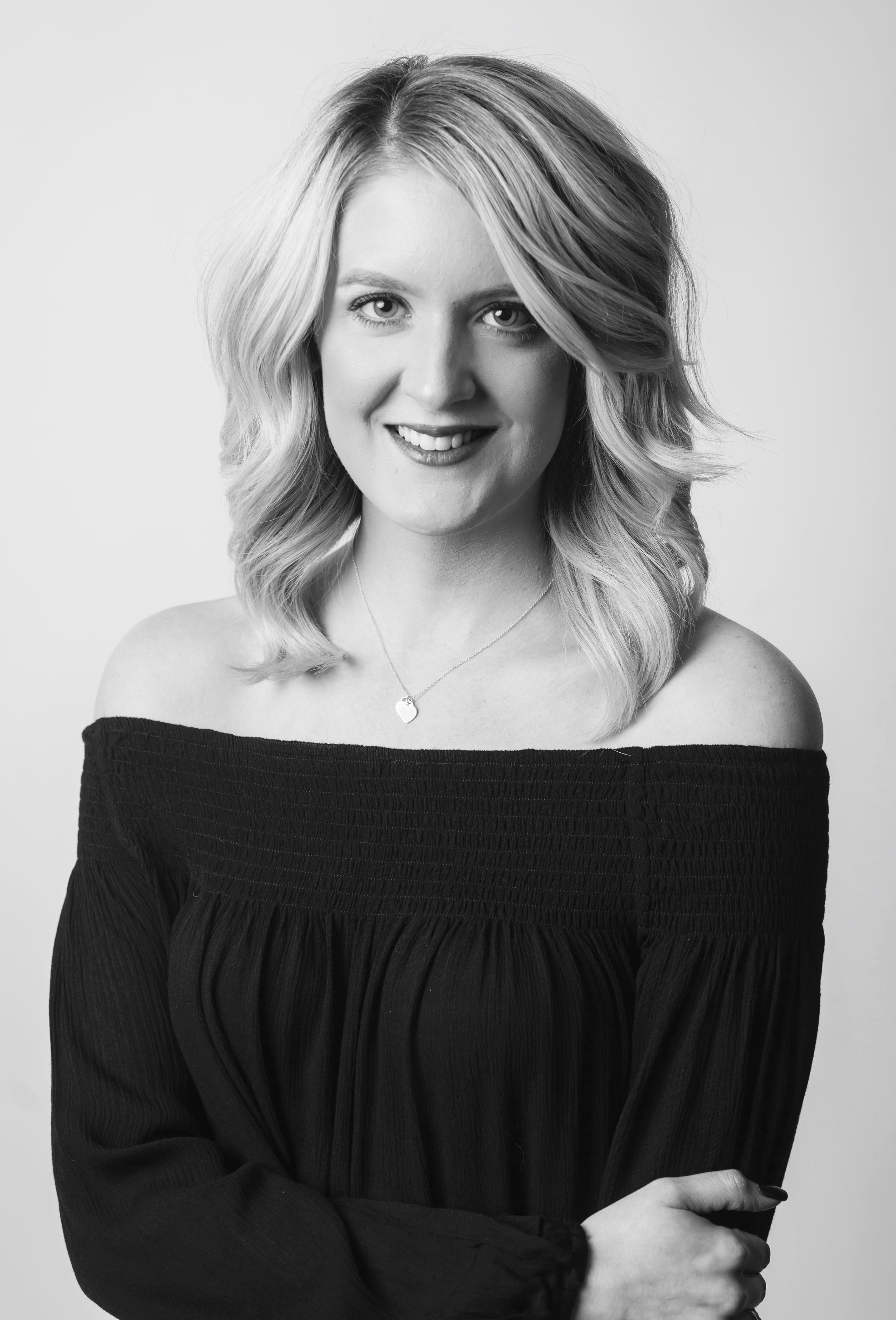 Morgan Vlasman, licensed aesthetician and makeup artist at Okoboji Skin Care