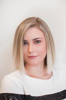 Taylor Mathine, licensed aesthetician, makeup artist and laser technician at Okoboji Skin Care