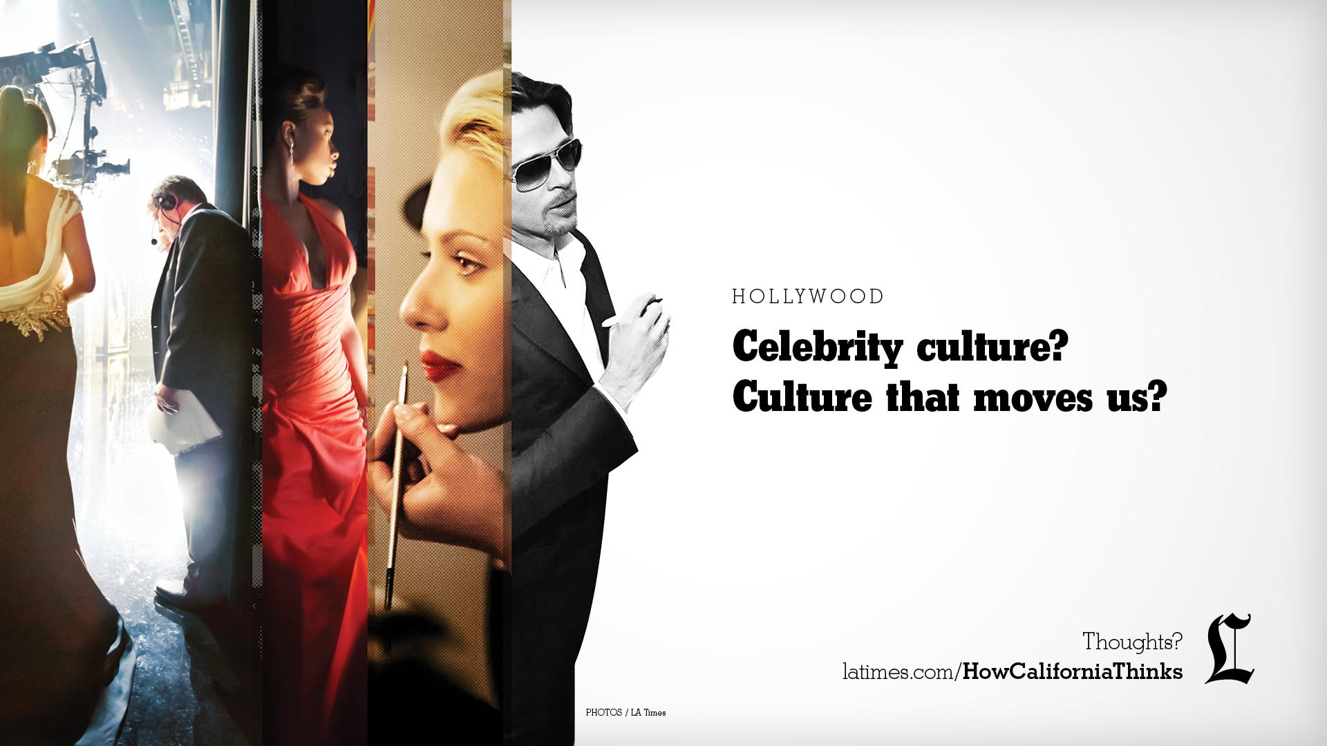 Pre-Movie Slide  LA Times (Artwork provided) Adobe Photoshop