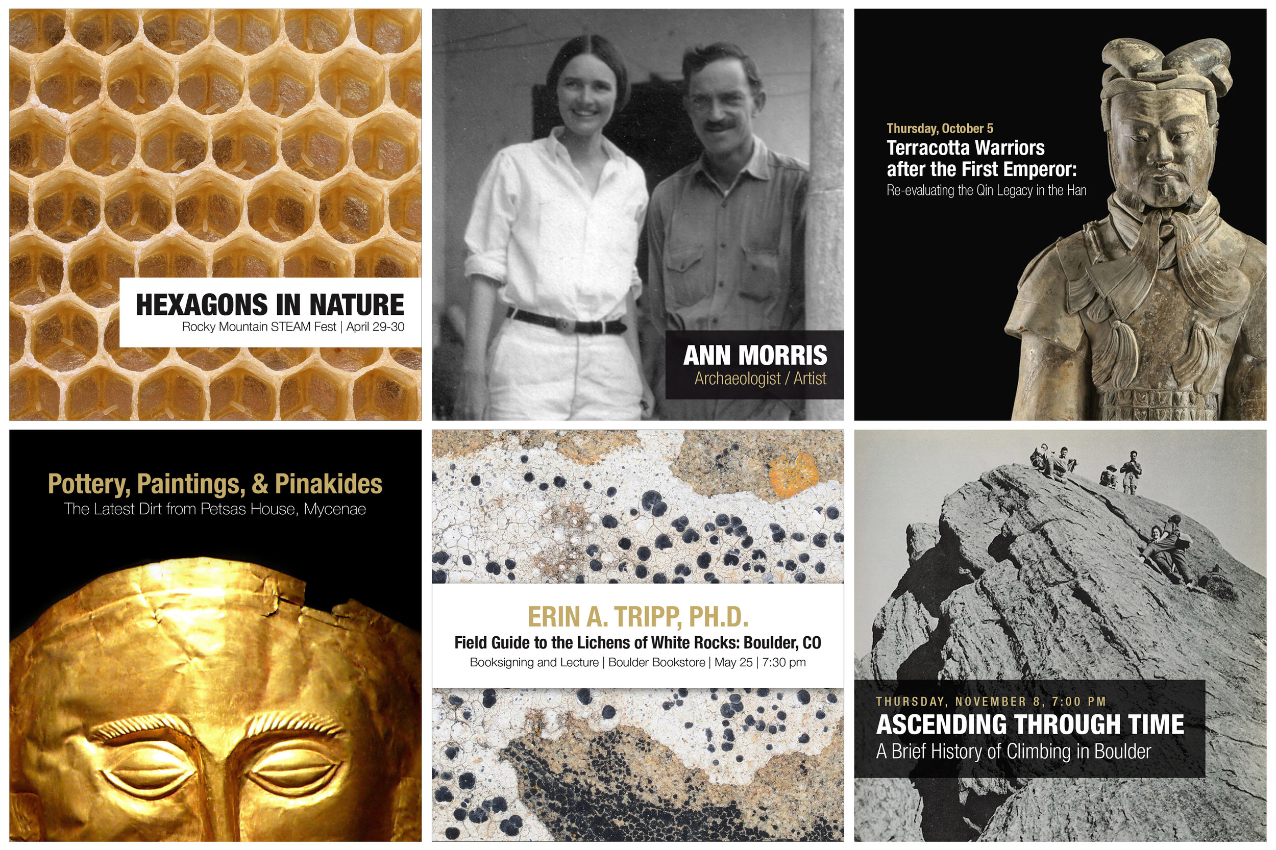 Branded Instagram Ads  University of Colorado Natural History Museum Adobe Photoshop