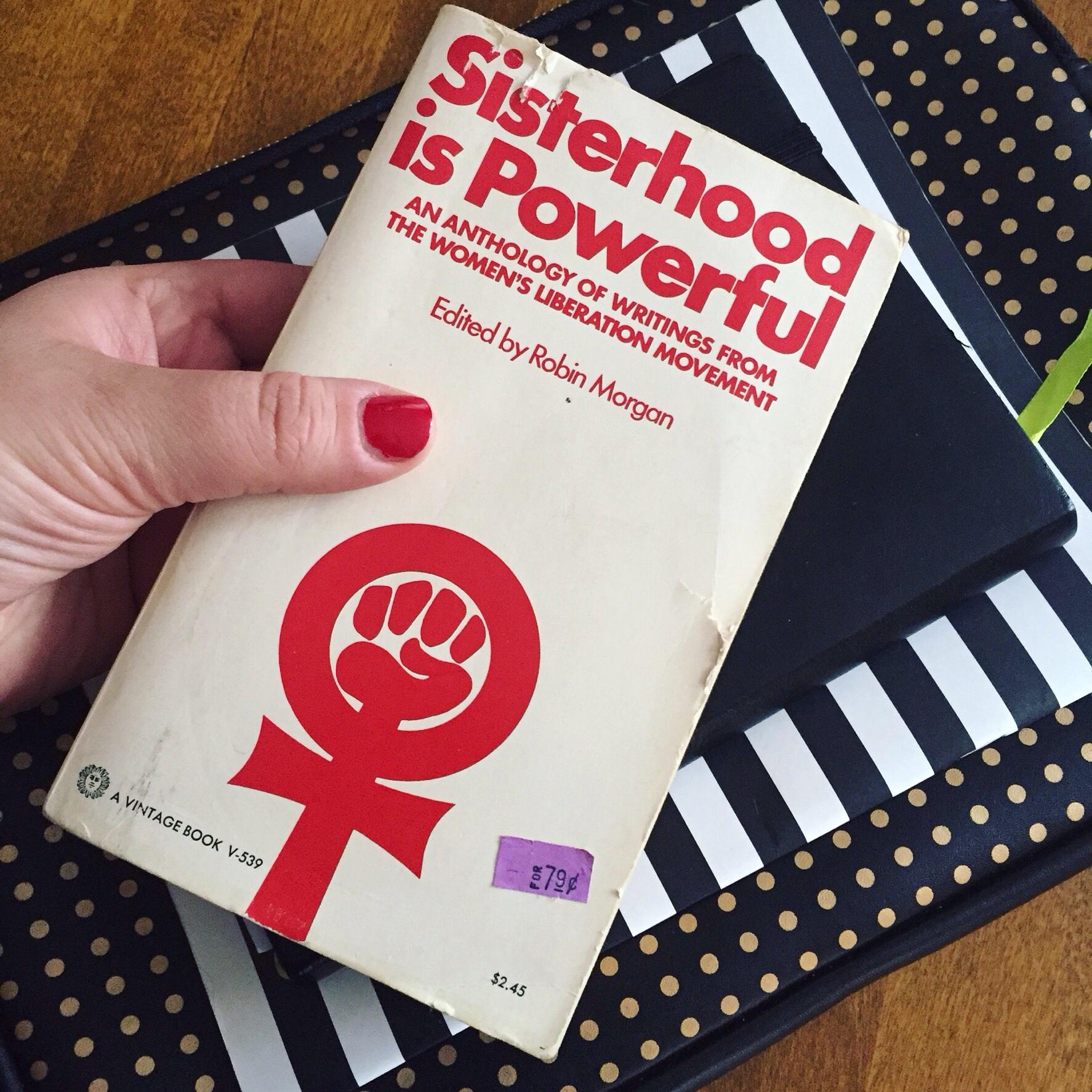 Sisterhood is Powerful book
