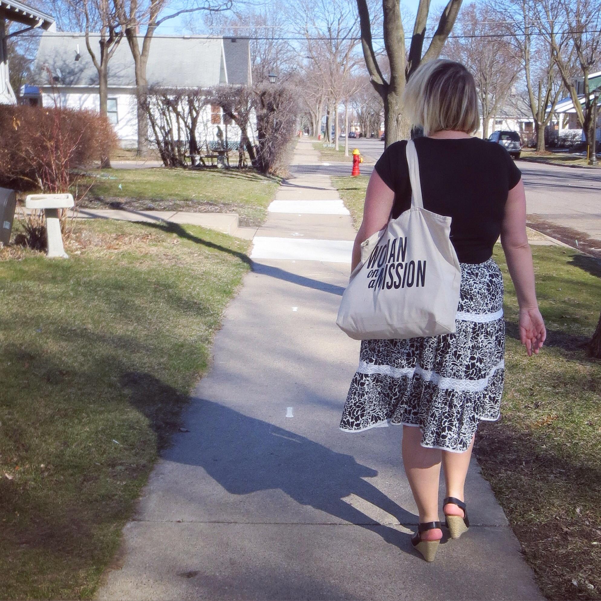 Bag & Skirt