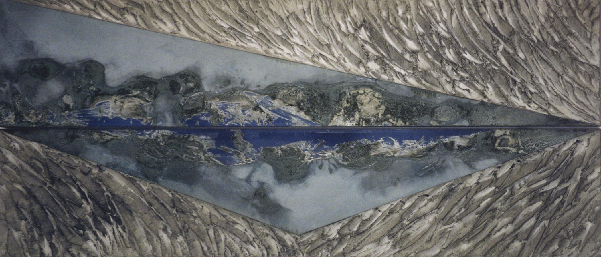 Sierra Lake Reflection
