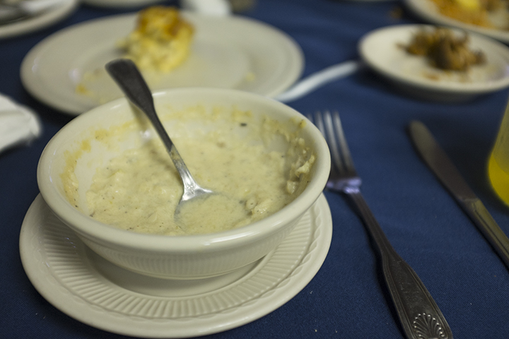low country chowder